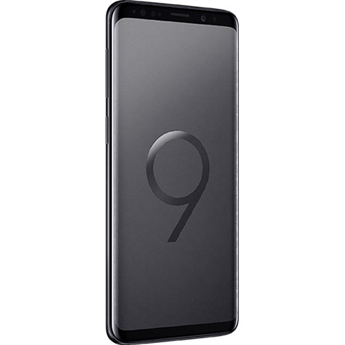 Samsung Galaxy S9 SM-G9600 Dual SIM 64GB Smartphone (Unlocked, Midnight Black)