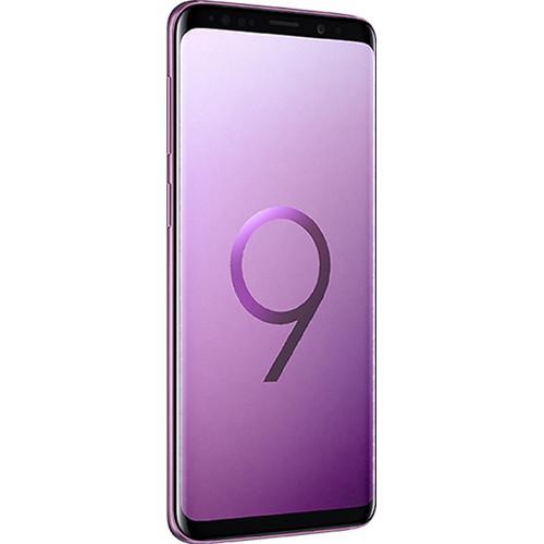 Samsung Galaxy S9 SM-G9600 Dual SIM 64GB Smartphone (Unlocked, Lilac Purple)