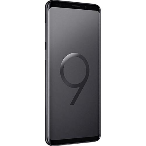 Samsung Galaxy S9+ SM-G9650 64GB Smartphone (Unlocked, Midnight Black)