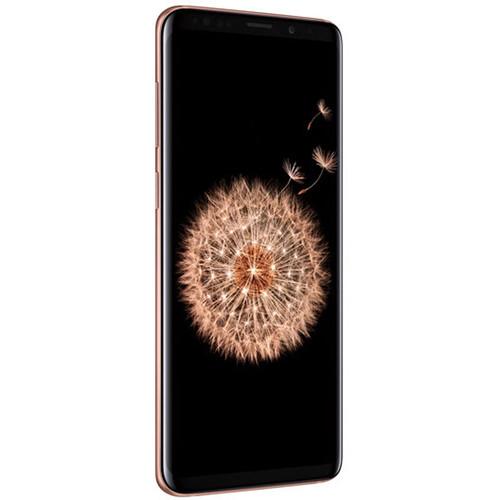 Samsung Galaxy S9+ SM-G9650 64GB Smartphone (Unlocked, Gold)