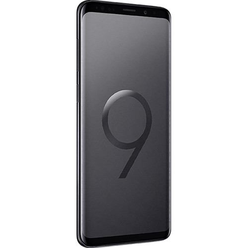 Samsung Galaxy S9+ SM-G9650 Dual SIM 64GB Smartphone (Unlocked, Midnight Black)