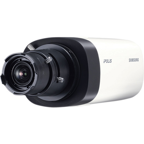 Samsung WiseNet III Series SNB-5004 1.3MP Network Box Camera (No Lens)