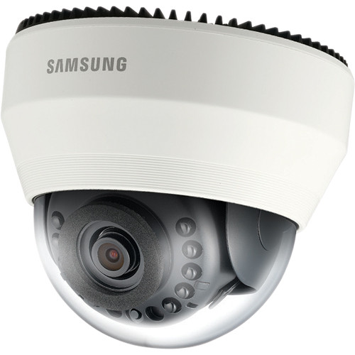 Samsung WiseNet III SND-6011R 2MP Network Dome Camera with Night Vision