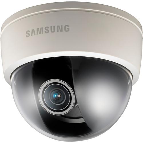 Hanwha Techwin SND-7061 3 Mp Full HD Network Dome Camera (Ivory)