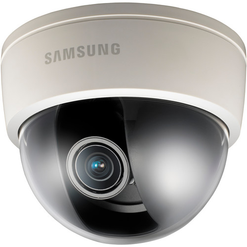 Samsung SND-7061 3 Mp Full HD Network Dome Camera (Ivory)