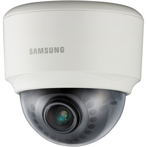 Samsung SND-7082 3Mp Full HD Network Dome Camera (Ivory)