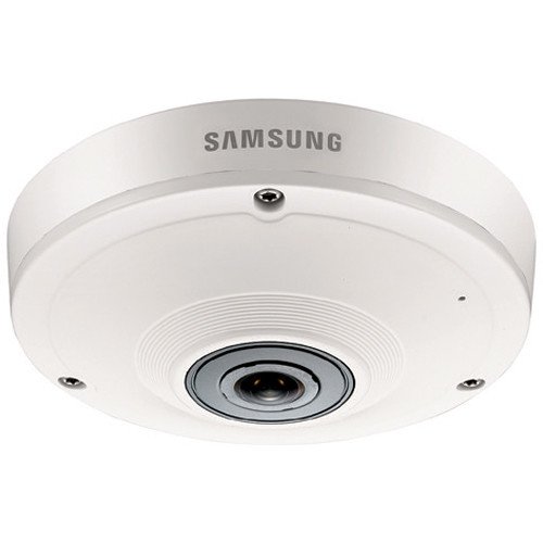 Hanwha Techwin SNF-8010 Network Fisheye Dome Camera
