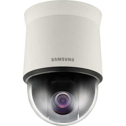 Samsung Techwin SNP-5300 1.3 Mp Full HD 30x Network PTZ Dome Indoor Camera (Ivory)