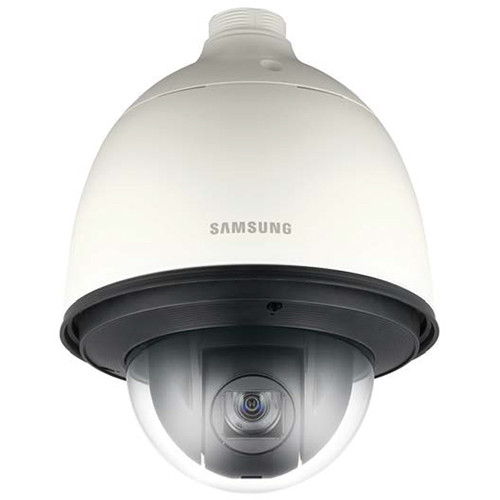 Hanwha Techwin WiseNetIII SNP-6321H 2MP Outdoor Pendant Dome Camera