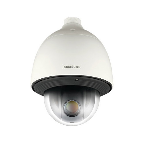 Hanwha Techwin WiseNet Lite 2MP Outdoor 23x PTZ Network Dome Camera with 4.44-102.1mm Lens