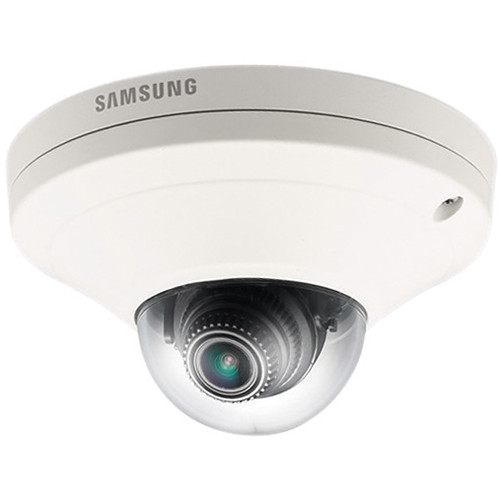 Samsung SNV-6013 2MP Vandal-Resistant Outdoor Micro Dome Camera