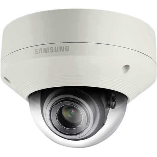 Samsung Techwin SNV-6084 2 Mp 1080p Full HD Vandal-Resistant Network Dome Camera with Built-In Motorized Varifocal Lens