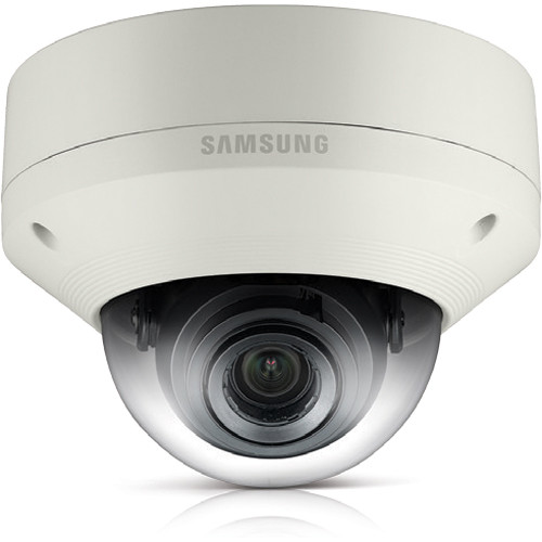 Samsung Techwin WiseNet III SNV-7084 3MP Outdoor Network Dome Camera
