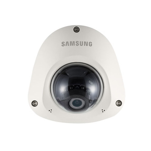 Hanwha Techwin WiseNet Lite Series 2MP Vandal-Resistant Outdoor Network Camera with 3.6mm Fixed Lens & Night Vision