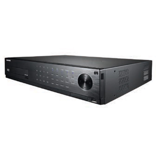 Hanwha Techwin 16-Channel 1280H Real-Time Coaxial DVR with 16TB HDD