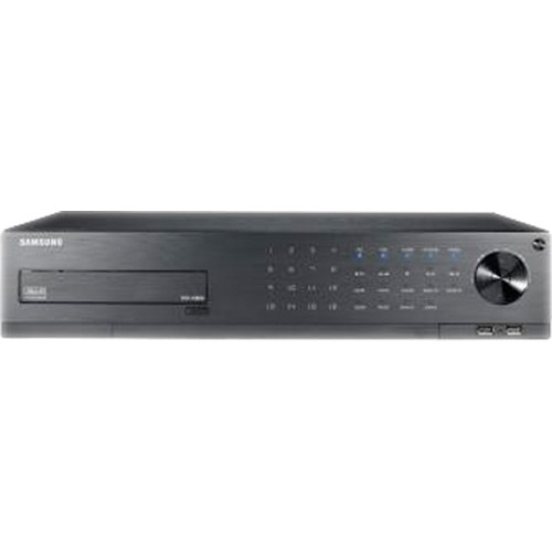 Samsung Techwin SRD-1680D 16-Channel HD-SDI H.264 Hybrid Digital Video Recorder (7TB)
