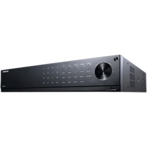 Samsung Techwin WiseNet HD+ 16-Channel 1080p AHD DVR with 48TB HDD