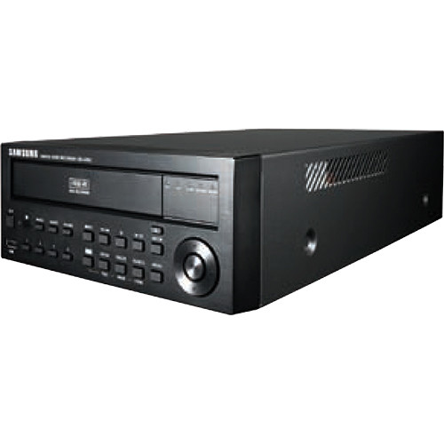 Samsung Techwin 4-Channel 1280H Real-time Coaxial DVR with 500GB HDD