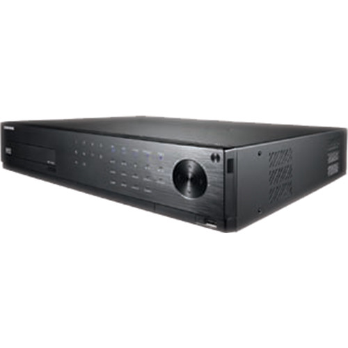 Samsung Techwin 8-Channel 1280H Real-Time Coaxial DVR with 6TB HDD