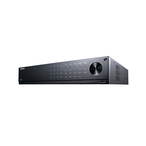 Hanwha Techwin WiseNet HD+ 8-Channel 1080p AHD Real-Time DVR (24TB)
