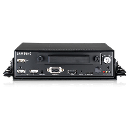 Hanwha Techwin SRM-872 8-Channel Mobile Network Video Recorder (2TB)