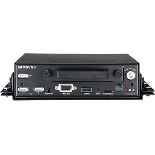 Samsung Techwin SRM-872 8-Channel Mobile Network Video Recorder (No HDD)