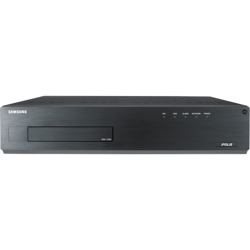 Samsung SRN-1000 Series 64-Channel 5MP NVR with 21TB HDD