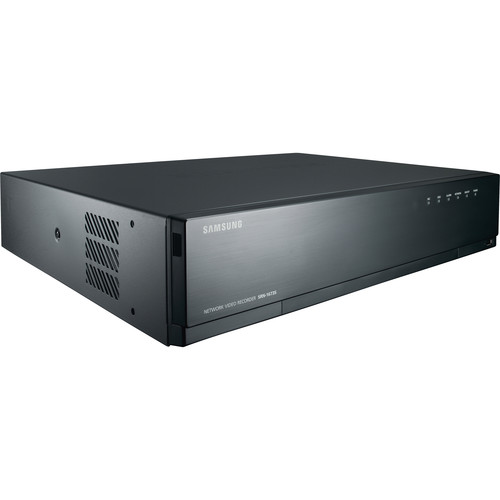Samsung Techwin SRN-1673S 16-Channel 8MP NVR with 16TB HDD