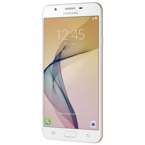Samsung Galaxy J7 Prime SM-G610M 16GB Smartphone (Region Specific Unlocked, White Gold)