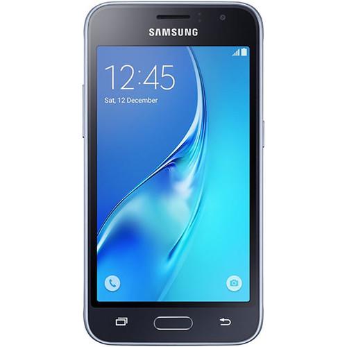 Samsung Galaxy J1 Duos J120M 2nd Gen 8GB Smartphone (Region Specific Unlocked, Black)