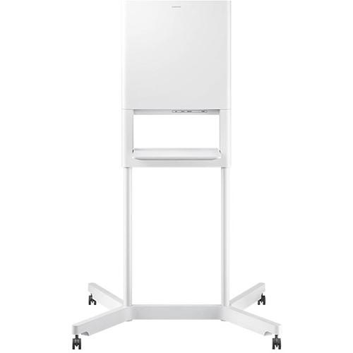 "Samsung Flip Stand for 55"" Interactive Digital Flipchart (Light Gray)"