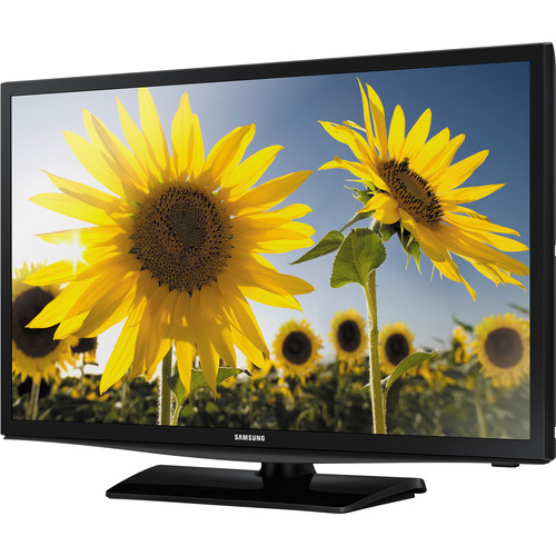 "Samsung T24D310NH 23.6"" VA LED Monitor (Black)"
