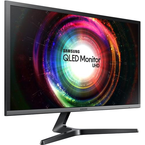 """Samsung UH750 31.5"""" 16:9 4K UHD LCD Monitor"""