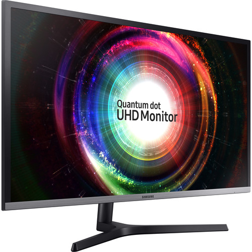 "Samsung UH850 Series 31.5"" 16:9 4K FreeSync LCD Monitor"