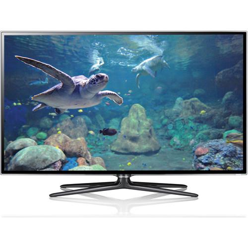 "Samsung UA-40ES6200 40"" Series 6 Slim 3D Multi-System LED TV (Black)"