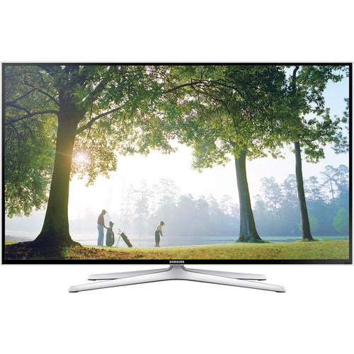 "Samsung UA-40H6400 40"" Full HD Smart 3D Multisystem LED TV (Black/Silver)"