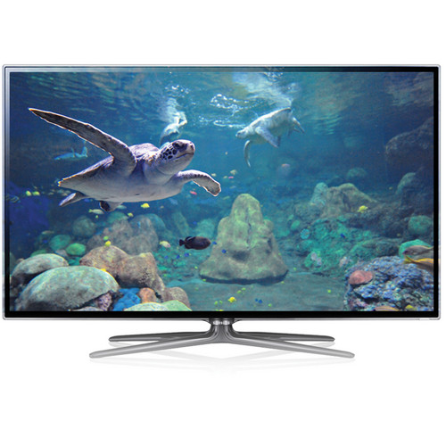 "Samsung UA-46ES6200 46"" Series 6 Slim 3D Multi-System LED TV (Black)"