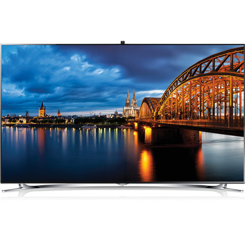 "Samsung UA-46F8000 46"" Smart Multisystem 3D LED TV"