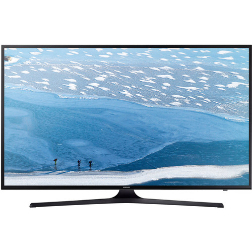 "Samsung MU7000E Series 50""-Class HDR UHD Multi-System Smart LED TV"