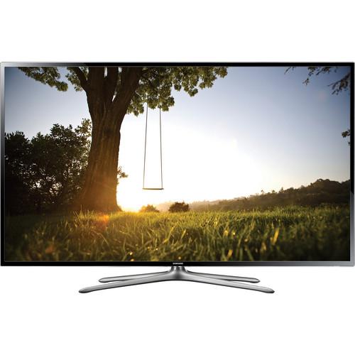 """Samsung UA-55F6400 55"""" Smart Full HD Multisystem 3D LED TV"""