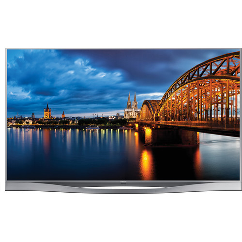"Samsung UA-55F8500 55"" Smart Multisystem 3D LED TV (Silver)"