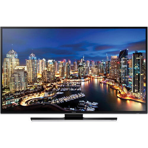 "Samsung UA-55HU7000 55"" 4K Ultra HD Smart Multisystem LED TV"