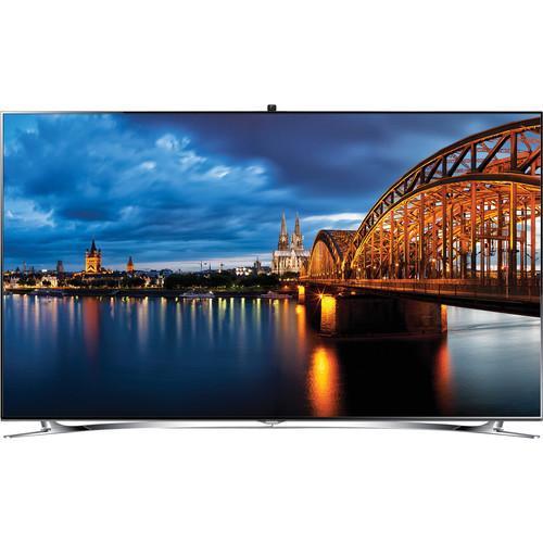 "Samsung UA-60F8000 60"" Smart Multisystem 3D LED TV"