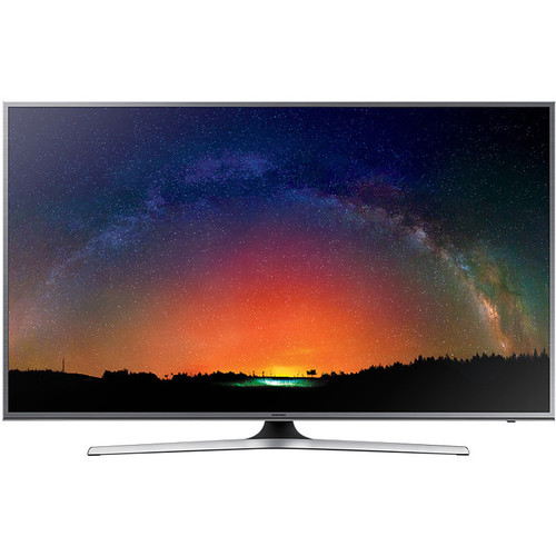 "Samsung JS7200 Series 60"" 4K SUHD Multi-System Smart LED TV"