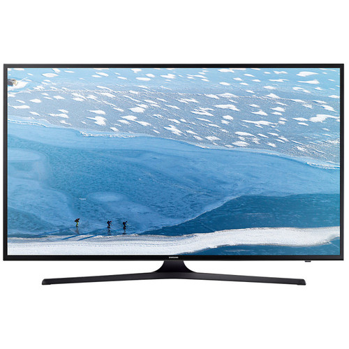 "Samsung KU7000-Series 60""-Class 4K Multi-System Smart LED TV"