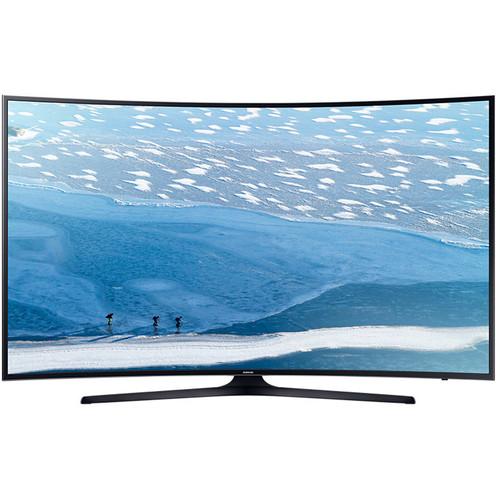 "Samsung KU7350 Series 7 Class 4K Multisystem Curved Smart TV (65"")"