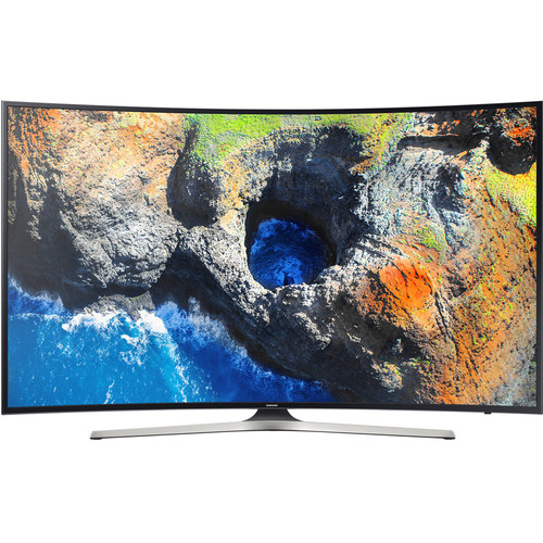 "Samsung 65"" Multi System Curved 4K UHD Smart WiFi LED TV"