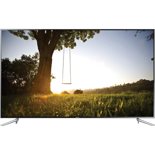 "Samsung UA-75F6400 75"" Smart Full HD Multisystem 3D LED TV"