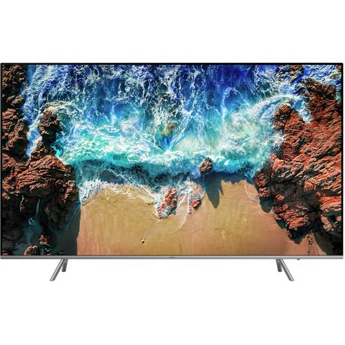 "Samsung NU8000 82"" Class HDR 4K UHD Smart Multi-System LED TV"