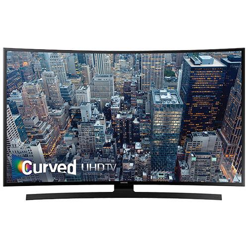 "Samsung JU6700 40""-Class 4K Smart Curved LED TV"